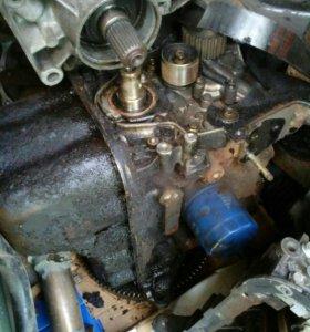 Блок двигателя на матиз