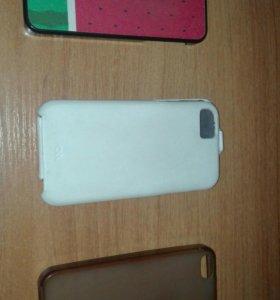 Чехлы на iPhone 5.