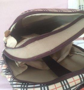 Рюкзак для девочки с милыми мишками
