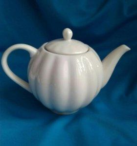 Чайник  фарфоровый лфз