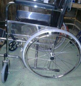Инвалидная новая коляска
