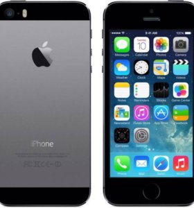 iPhone apple 5s Space Grey 16GB