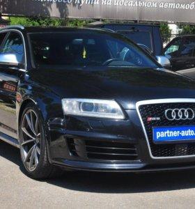 Audi RS 6, 2008