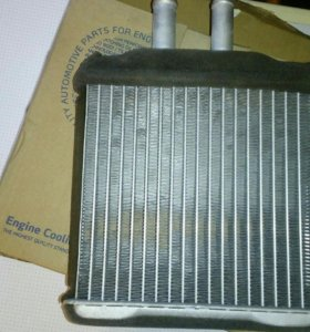 Продам радиатор отопителя. Шевроле Лачетти