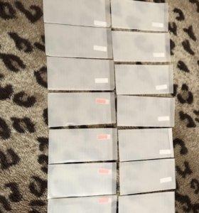 Стекло закаленное на iPhone 5 5s SE