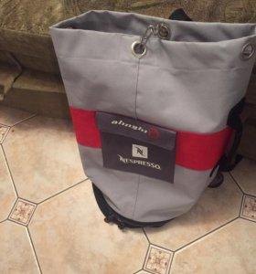Фирменный водонепроницаемый сумка-рюкзак alinghi