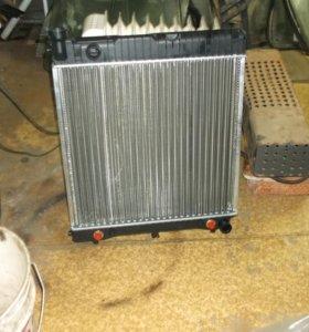 Радиатор мерседес 308 почтовик ( АКПП )