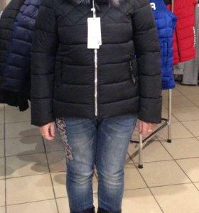 Куртка женская НОВАЯ  (зима)
