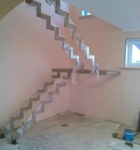 Лестницы(металлокаркасы)