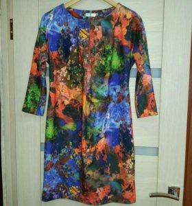 Платье для будущей мамы. Размер 44.