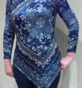 Блуза женская р.48-50