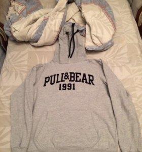 Худи pull&bear