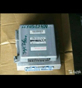 Блок управления двигателем Лексус ЛС 400