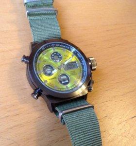 Мужские часы AMST новые