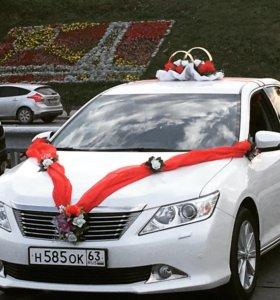 Прокат авто на свадьбу корпоратив, трансфер и др