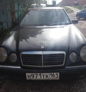 Mersedes Benz E300 TDI W210/