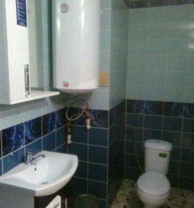 Дом, квартира, ванная под ключ.