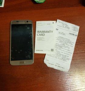 Samsung S7 новый