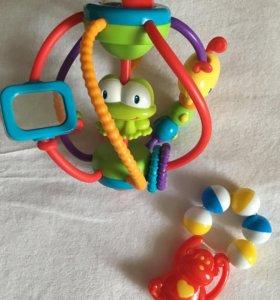 Игрушка логический шар