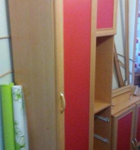 детская мебель (стенка)