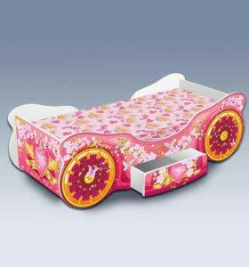 Кроватки-машины