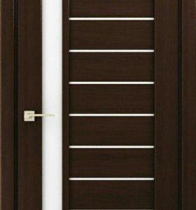 Межкомнатные двери царговые