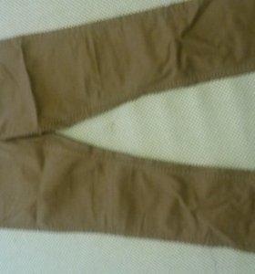 Мужские брюки-джинсы новые размер 32-33
