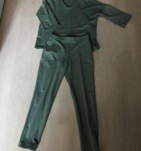 Трикотажный костюм р. 42-44