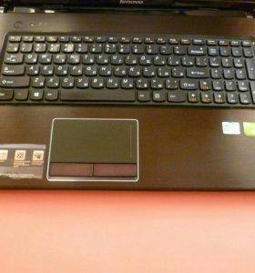 Игровой Ноутбук LENOVO G780-20138