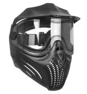 Маска HELIX (VENTS 05-2012 KEE Z87+) - черная