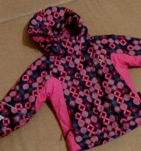 Куртка для девочки,2-3 года.