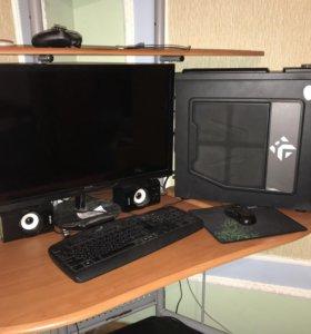 Игровой компьютер i7 / 16 Гб ram / GTX 1060 6 гб
