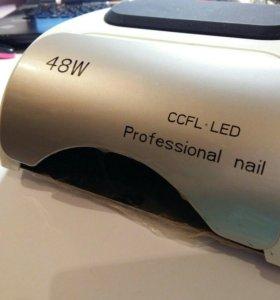 Лампа гибрид,led и ccfl