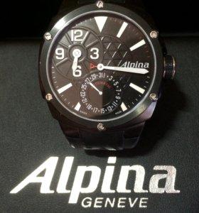 Швейцарские часы Alpina Manufacture Regulator