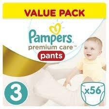 Pampers premium care р.3(трусики) ОБМЕН