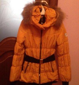 Куртка для девочек. Зима