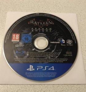 Игра BATMAN Arkham knight для PS4