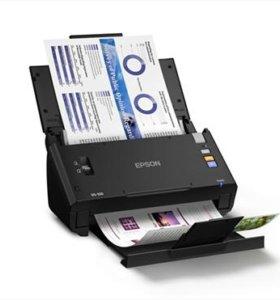 Сканер потоковый Epson Ds 510
