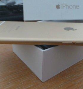 Продам Iphone 6 gold 16gb