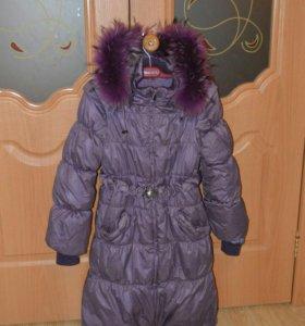 Куртка Пуховик для девочки 10-13 лет