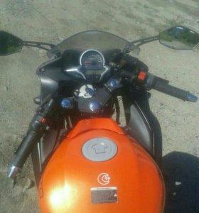 АВМ X-moto gx 250