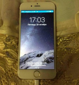 Iphone 6(16gb,gold)