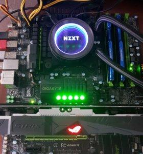 Gigabyte G1. Assassin killer. Intel x58 LGA 1366