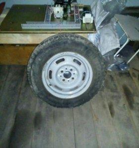 Зимние шины, 3 шт