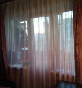 Гардина шторы тюль