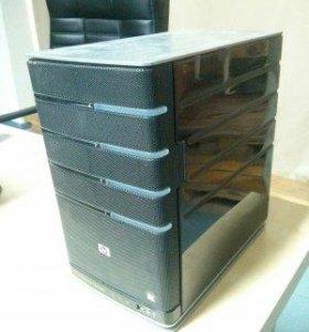 Файловый сервер HP MediaSmart Server +4диска по2TB