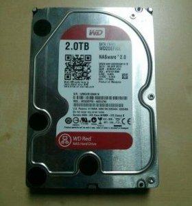 WesternDigital RED WD20efrx NASware 2TB