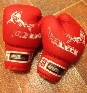 Перчатки боксерские детские