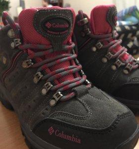 Ботинки Columbia новые