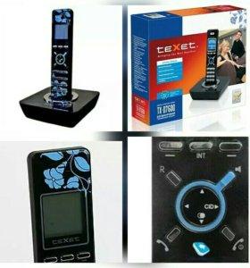 Новый стационарный телефон TX-D7600